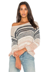 CUPCAKES AND CASHMERE REENA LATTE SWEATER