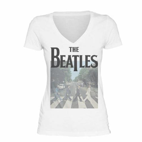 BEATLES ABBEY ROAD TEE