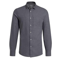 BRUUN & STENGADE COPPOLA MODERN FIT LONG SLEEVE SHIRT