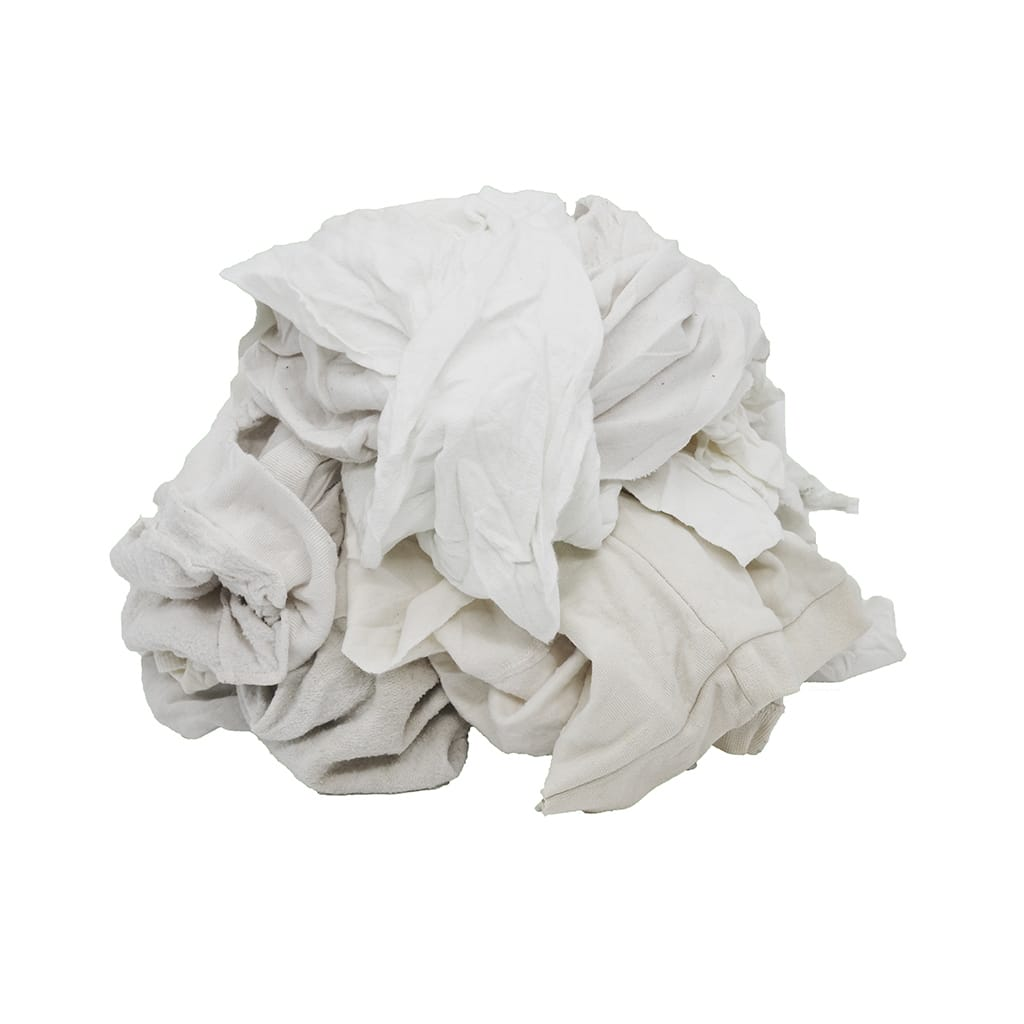 Pure White Fleece-image-1