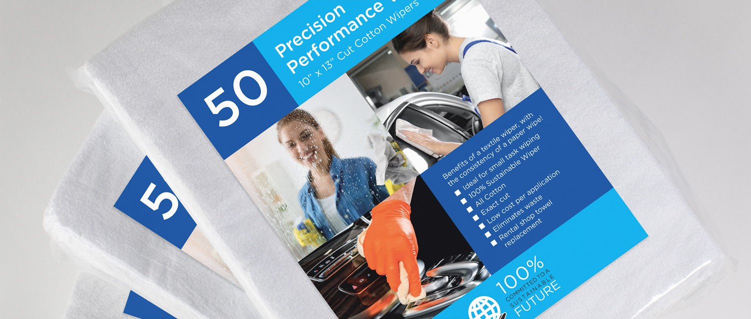 Precision Performance Wipes
