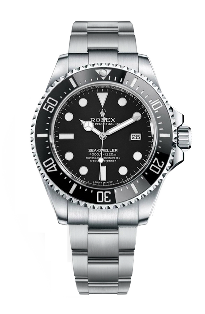 Rolex Sea-Dweller 4000ft 116600 Discontinued 2016 [Preowned]