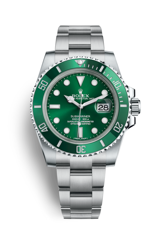 Rolex Submariner Date 50th Anniversary 116610LV
