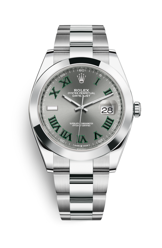 Rolex Datejust 41mm Wimbledon 126300