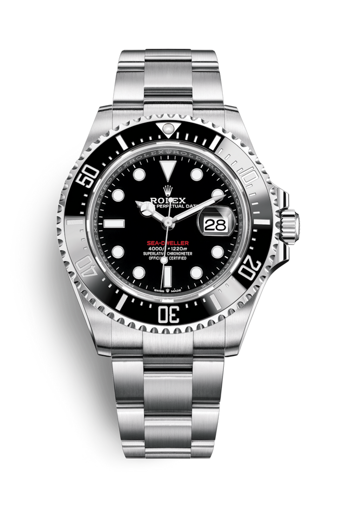 Rolex Sea-Dweller 4000ft 126600 Mark 1 2018 [Preowned]