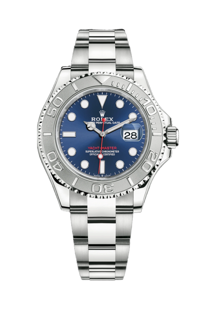Rolex Yachtmaster Blue 40mm 126622