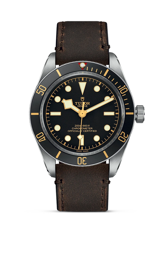 Tudor Black Bay 58 (Leather) - 39mm 79030N