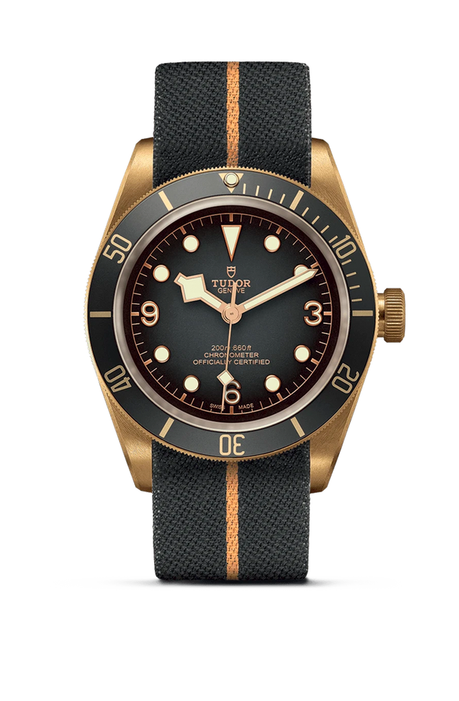 Tudor Black Bay Bronze Grey Edition 79250BA