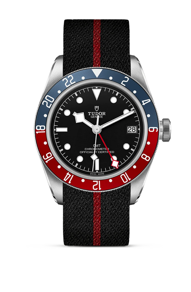 Tudor Black Bay GMT 79830RB (on NATO)