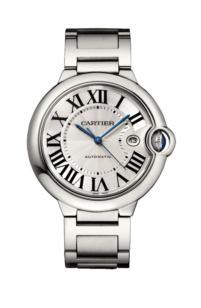 Cartier Ballon Bleu 42mm W69012Z4