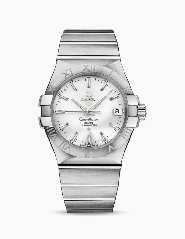 Omega Constellation Co-Axial 35mm 123.10.35.20.02.001