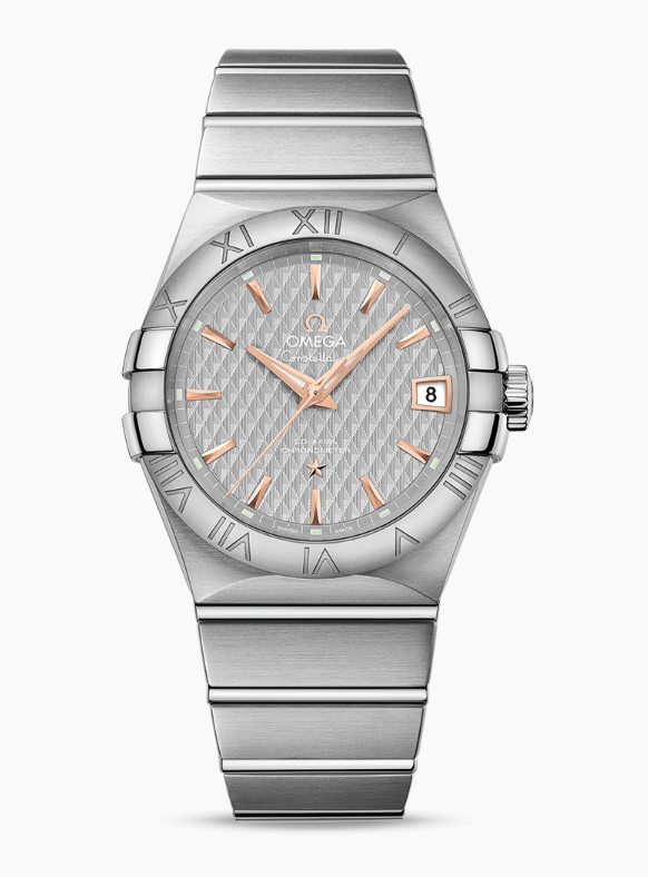 Omega Constellation Co-Axial 38mm 123.10.38.21.06.002