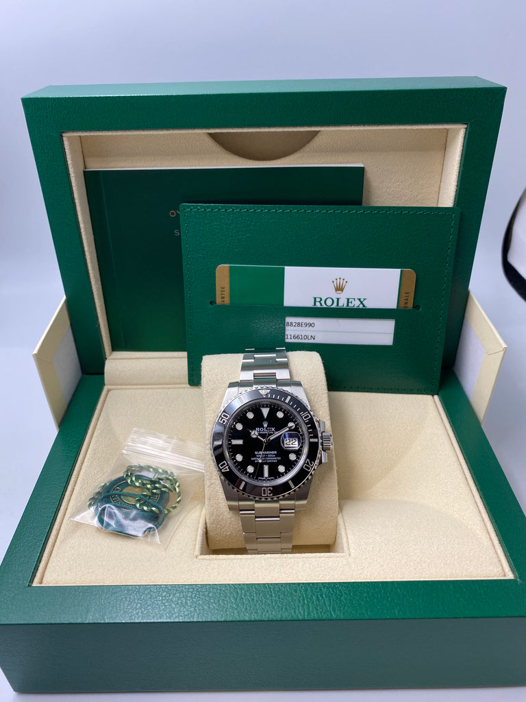 Rolex Submariner Date 116610LN 2019 [Preowned]