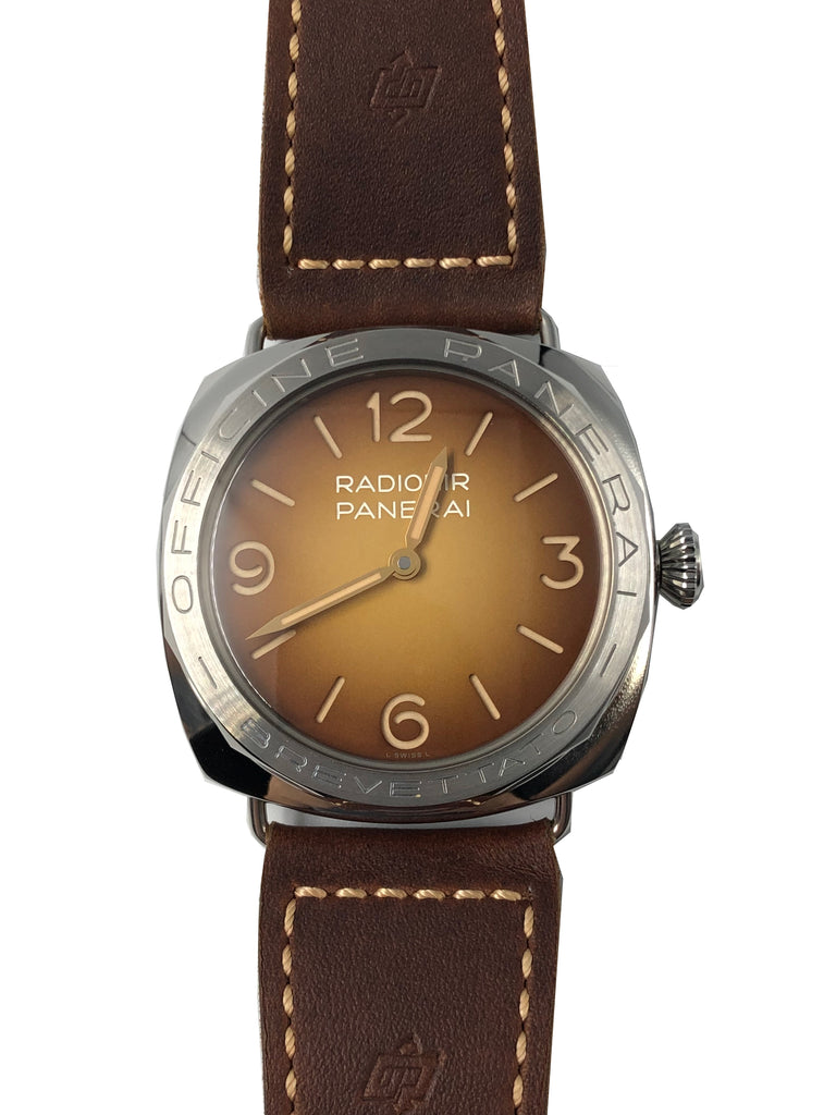 Panerai Radiomir 3 Days Brevetatto Tropical PAM00687 [New Old Stock]