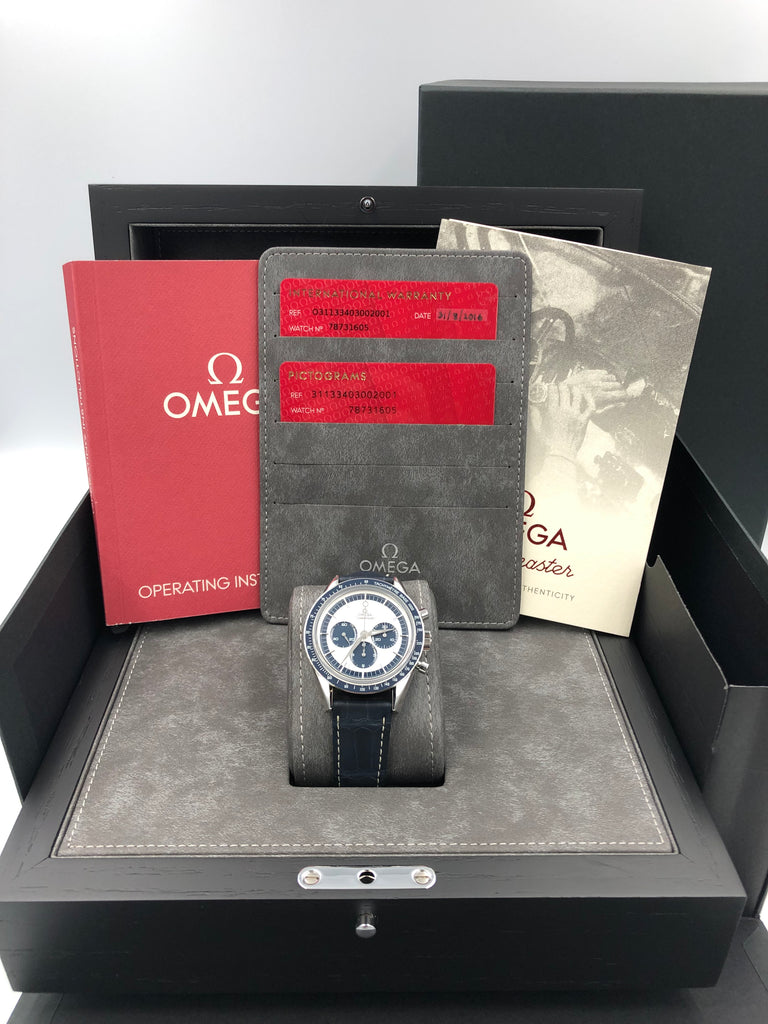 Omega Speedmaster Professional CK2998 Limited Edition (2016) [Preowned]