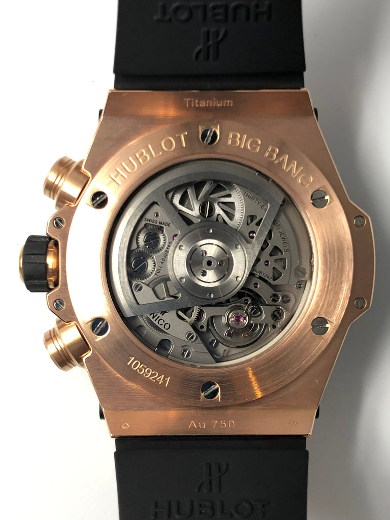 Hublot Big Bang Unico Ceramic King Gold 45mm [Preowned]