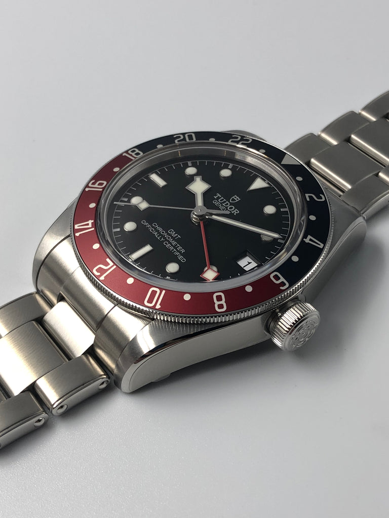 Tudor Black Bay GMT 79830RB