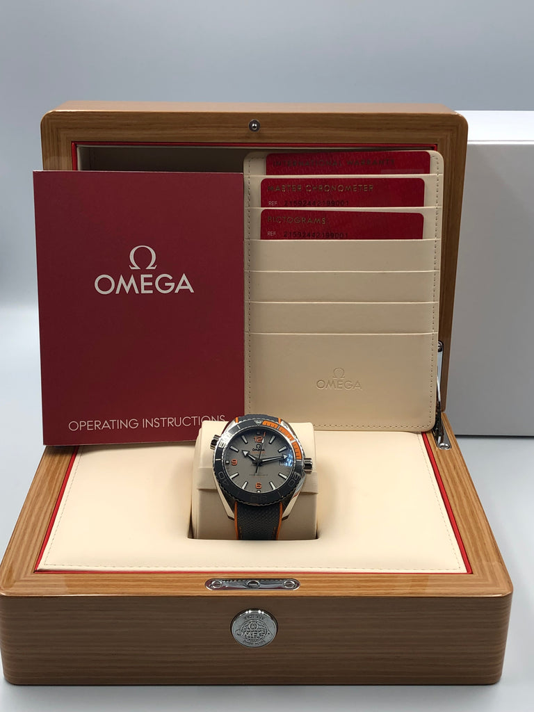 Omega Planet Ocean 600m Co-Axial Master Chronometer 215.92.44.21.99.001