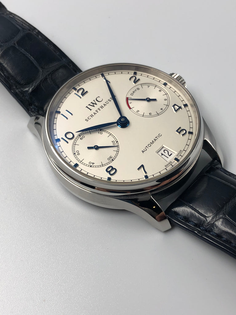 IWC Portuguese Automatic 7 Days IW500107 (Preowned)