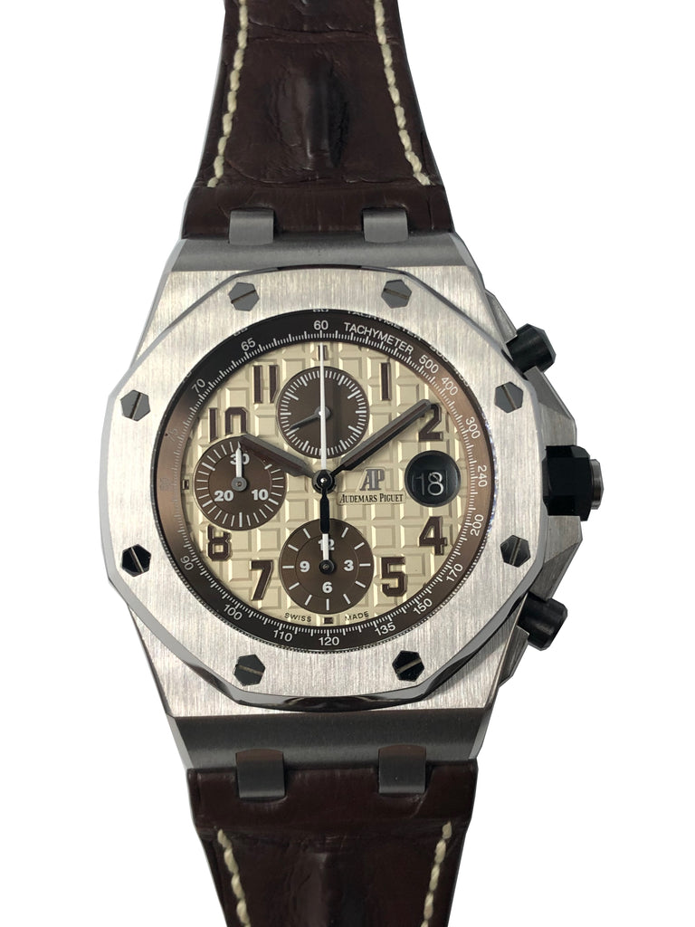 Audemars Piguet Royal Oak Offshore Chronograph Safari 42mm [Preowned]
