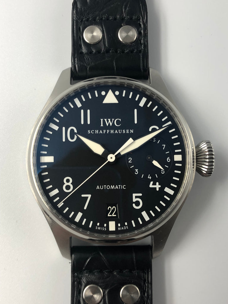 IWC Big Pilot Auto 7 Days IW500901 2014 (Preowned)