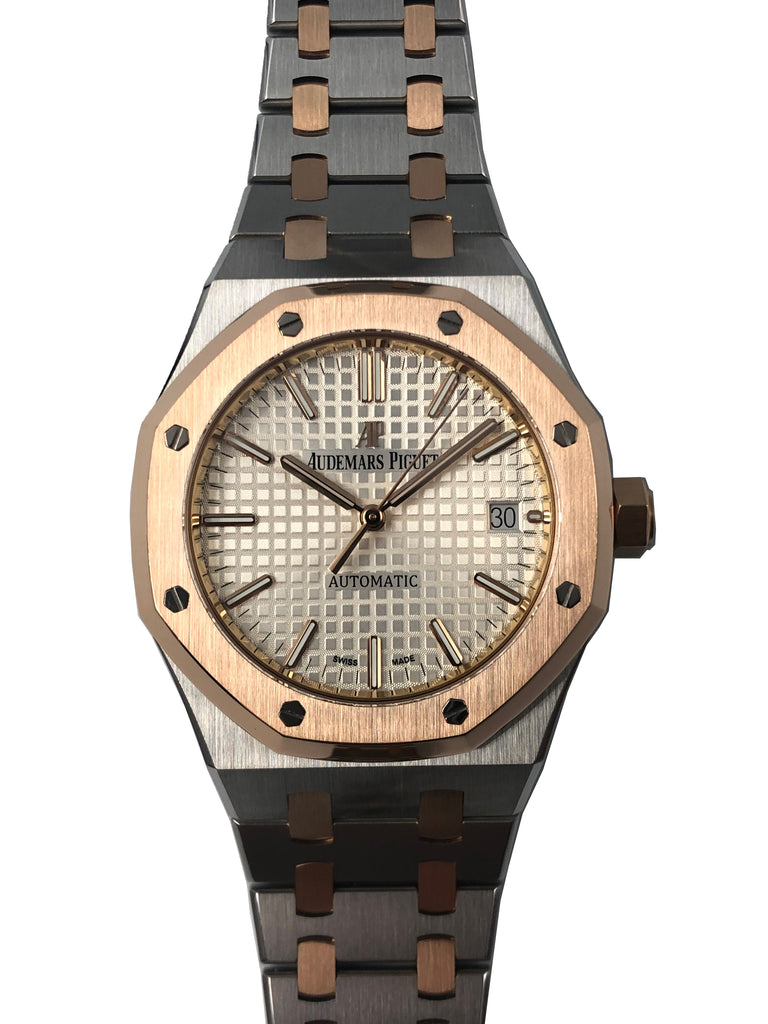 Audemars Piguet Royal Oak Steel/Rose Gold Automatic 37mm 15450SR 2018 [Preowned]