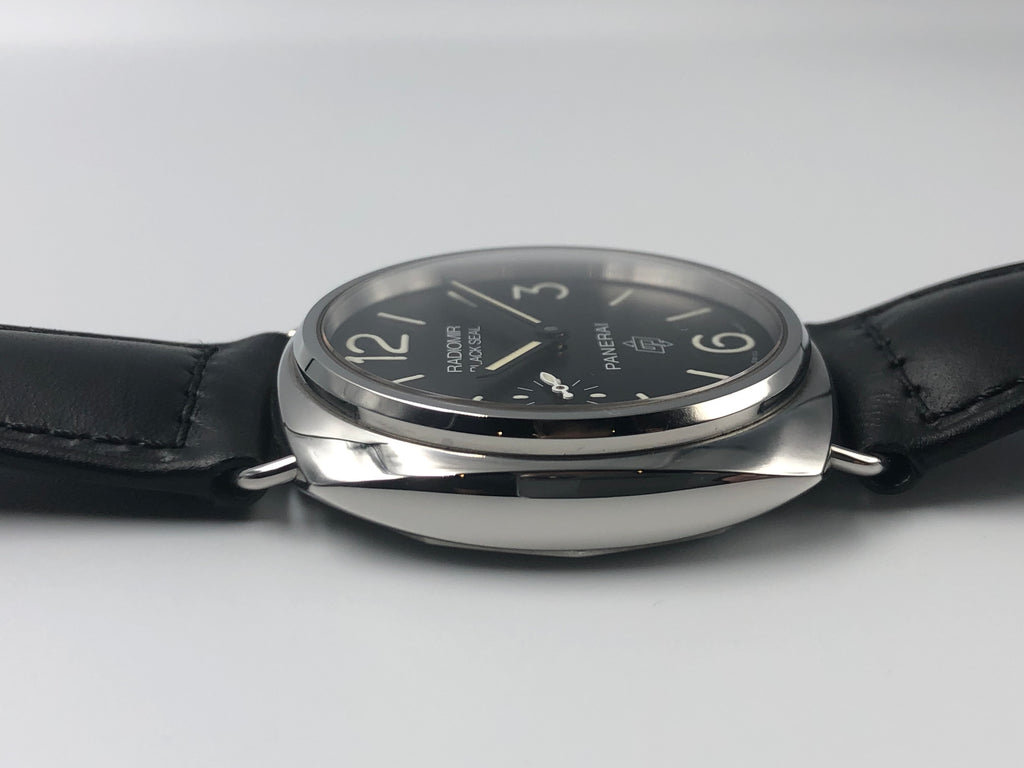 Panerai Radiomir Black Seal Logo 45mm PAM00380 [Preowned]