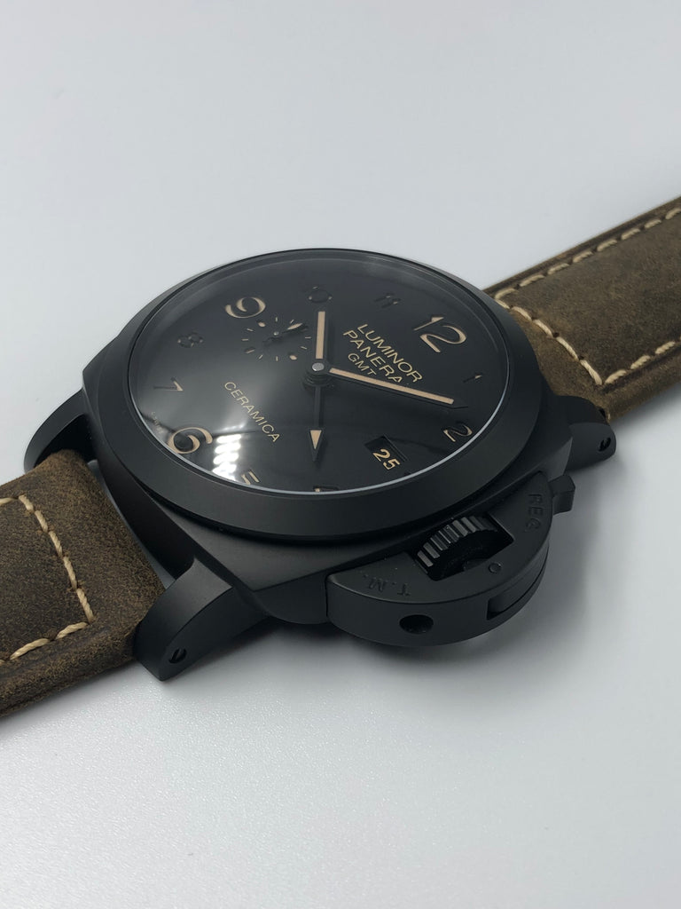 Panerai Luminor 1950 3 Days GMT Ceramica PAM00441 [Preowned]