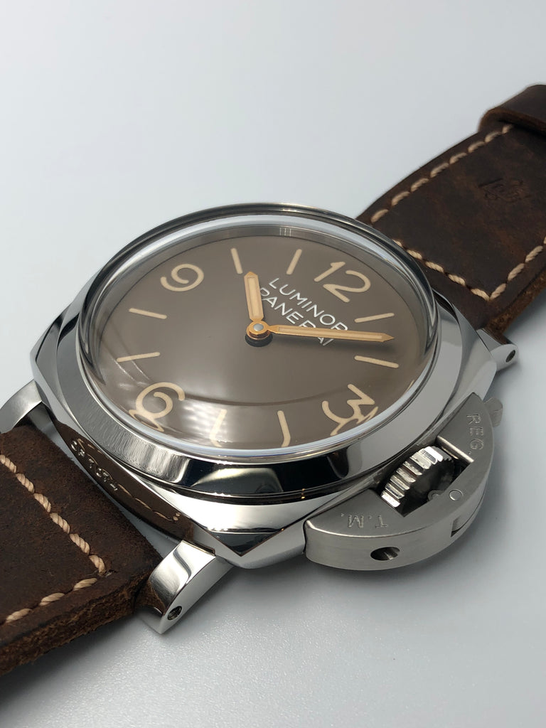 Panerai Luminor 1950 3 Days Tobacco Dial PAM00663 [Preowned]