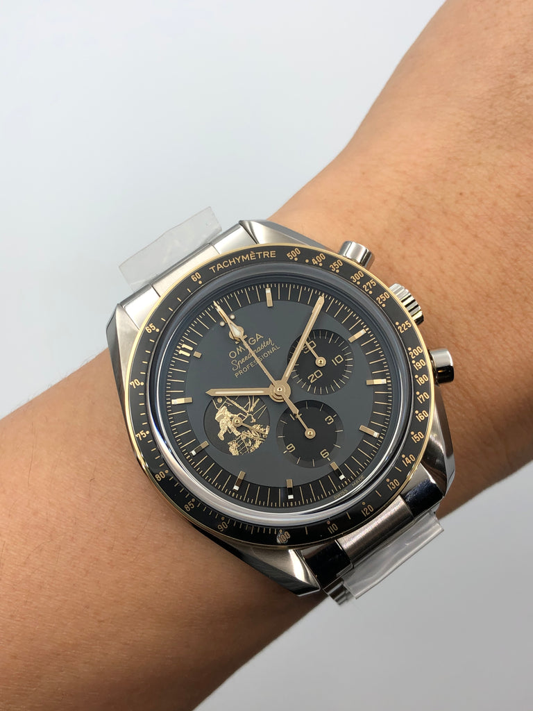 "Omega Speedmaster Moonwatch ""Apollo 11"" Limited Edition"