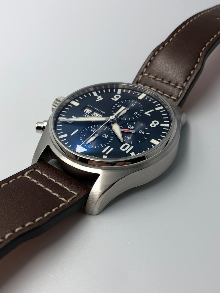 IWC Pilot Chronograph Le Petit Prince IW377714 2017 (Preowned)