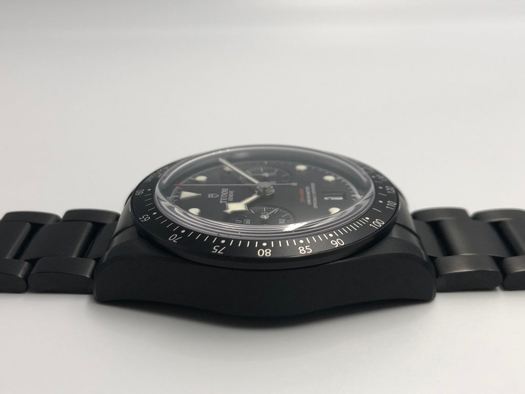 Tudor Black Bay Dark Chronograph 41mm 79360DK All Black Limited Edition [2019]