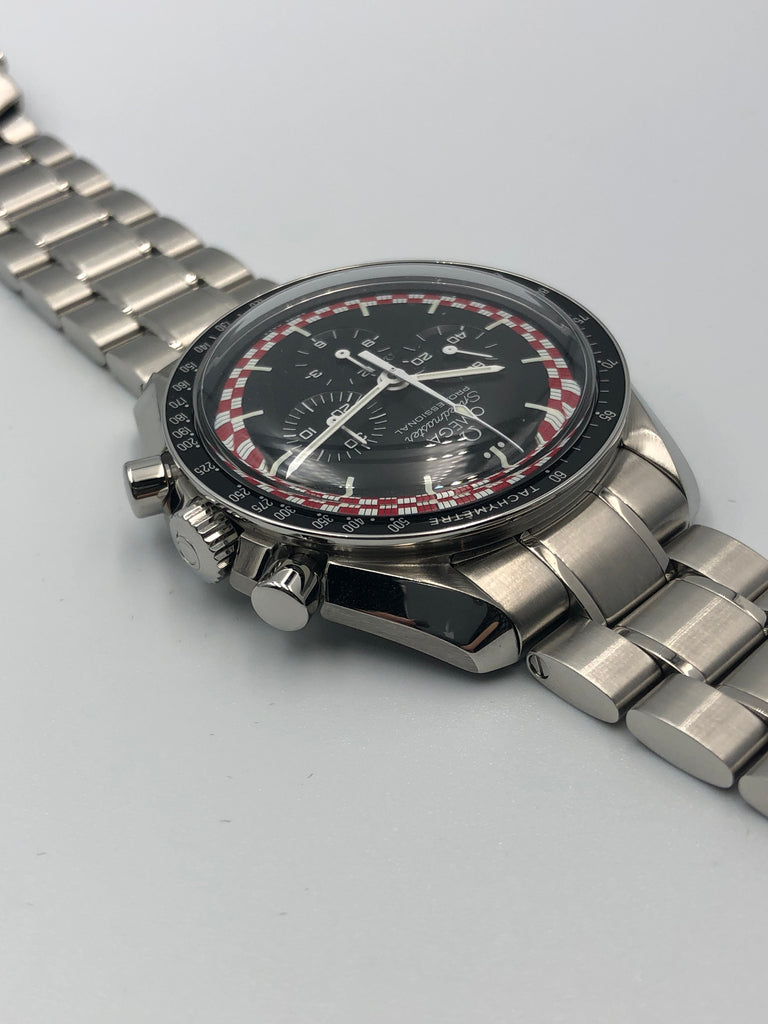 Omega Speedmaster Moonwatch Professional Tintin 311.30.42.30.01.004 [New Old Stock]