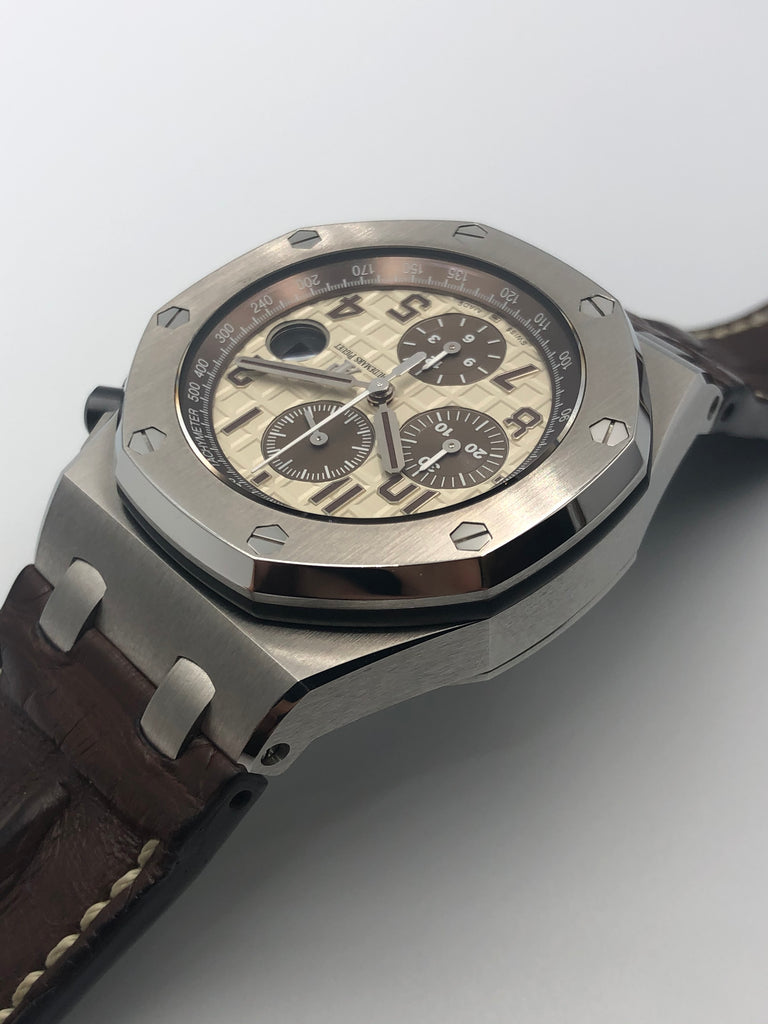 Audemars Piguet Royal Oak Offshore Chronograph Safari 42mm 2014 [Preowned]