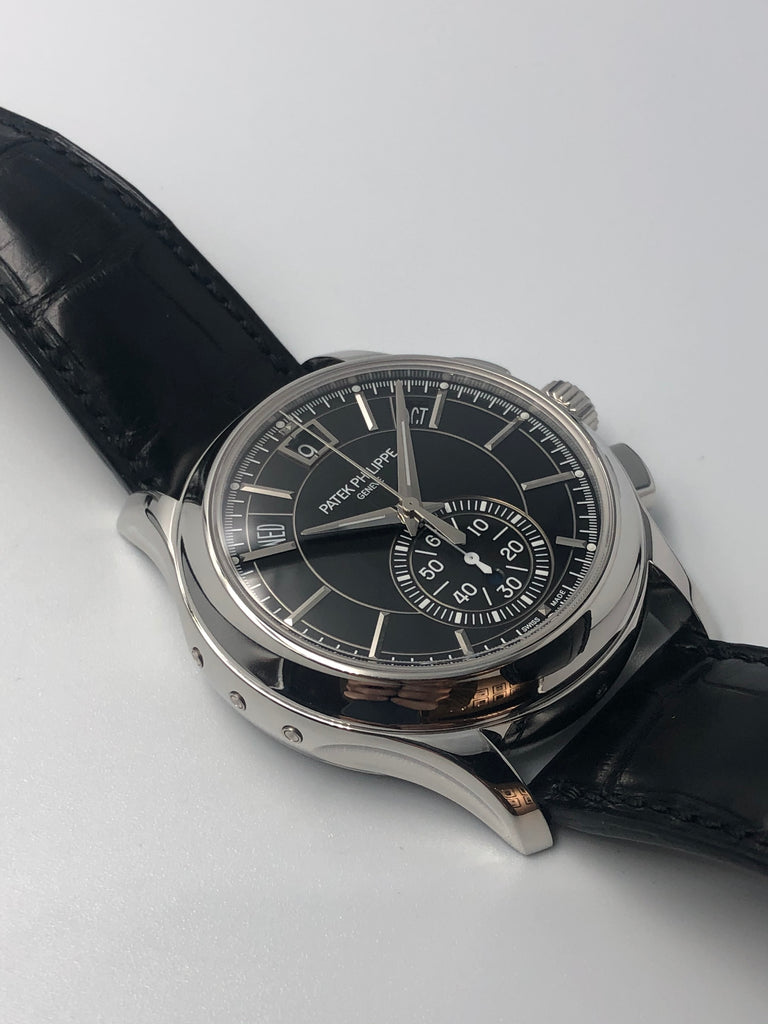 Patek Philippe Annual Calendar Flyback Chronograph PT 2017 [Preowned]