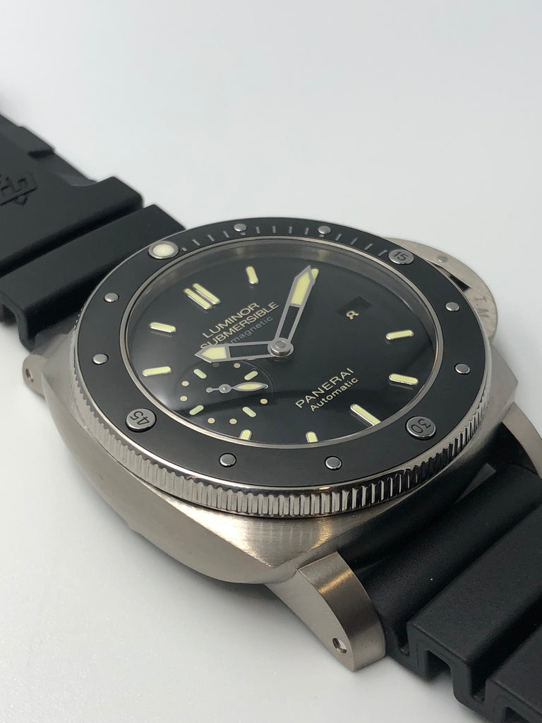 Panerai Submersible 1950 3 Days Amagnetic PAM00389 2017 [Preowned]