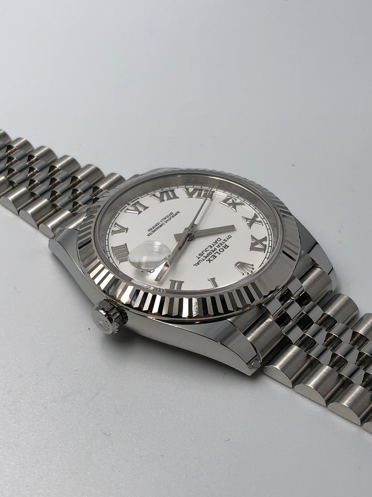 Rolex Datejust 41mm on Jubilee Bracelet 126334 2019 [Preowned]
