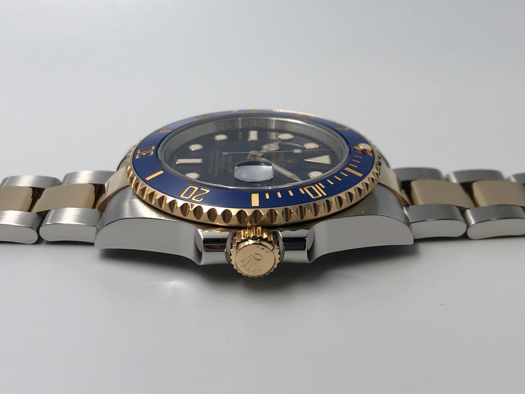 Rolex Submariner Steel Gold Date 116613LB 2018 [Preowned]