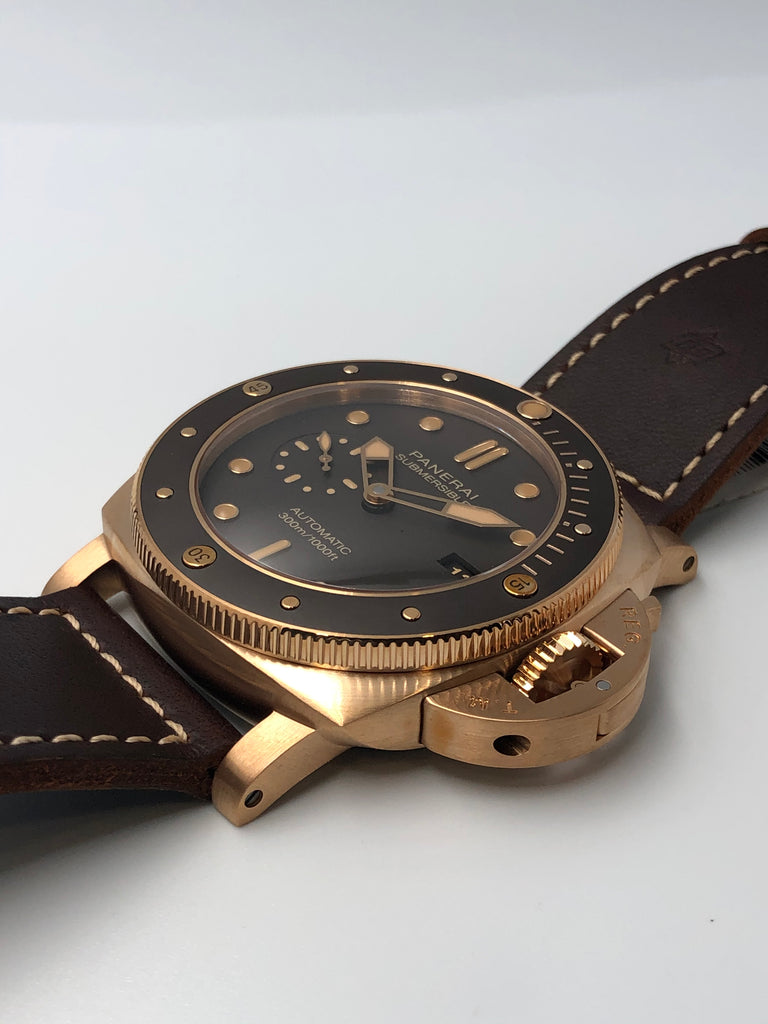Panerai Submersible 1950 3 Days Bronzo PAM00968