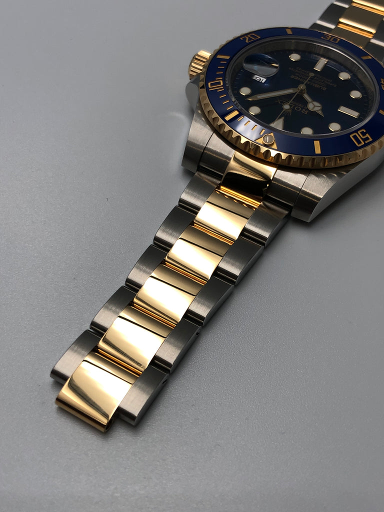 Rolex Submariner Steel Gold Date 116613LB 2019 [Preowned]