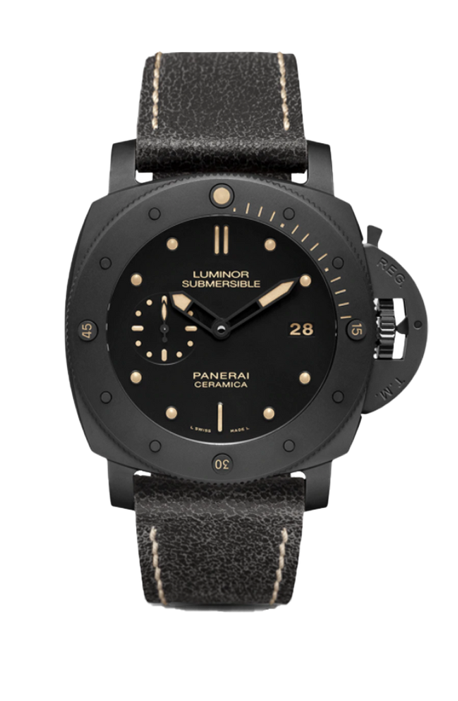 Panerai Submersible 1950 3 Days Ceramica Special Edition PAM00508 2014 [Preowned]
