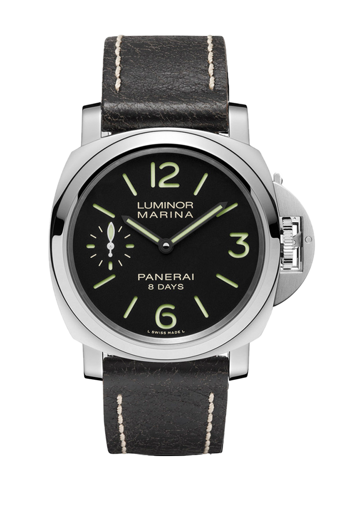 Panerai Luminor Marina 8 Days 44mm PAM00510 2014 Sandwich Dial Discontinued [Preowned]