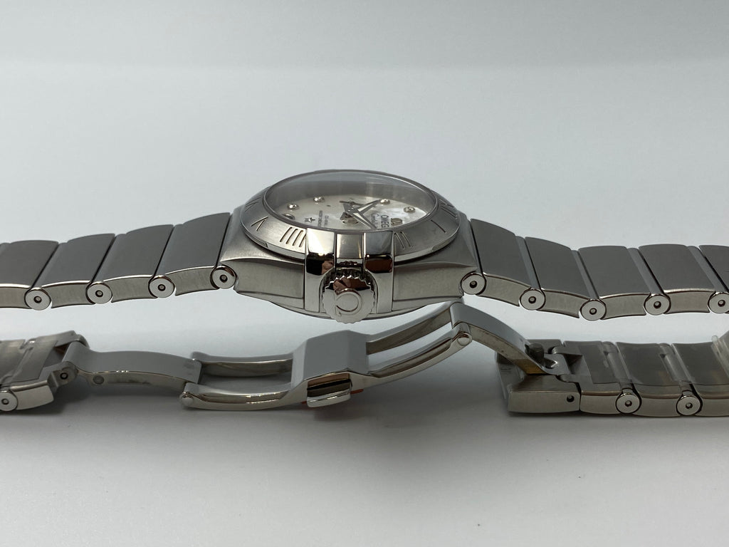 Omega Constellation Co-Axial Petite Seconds 27mm 127.10.27.20.55.001