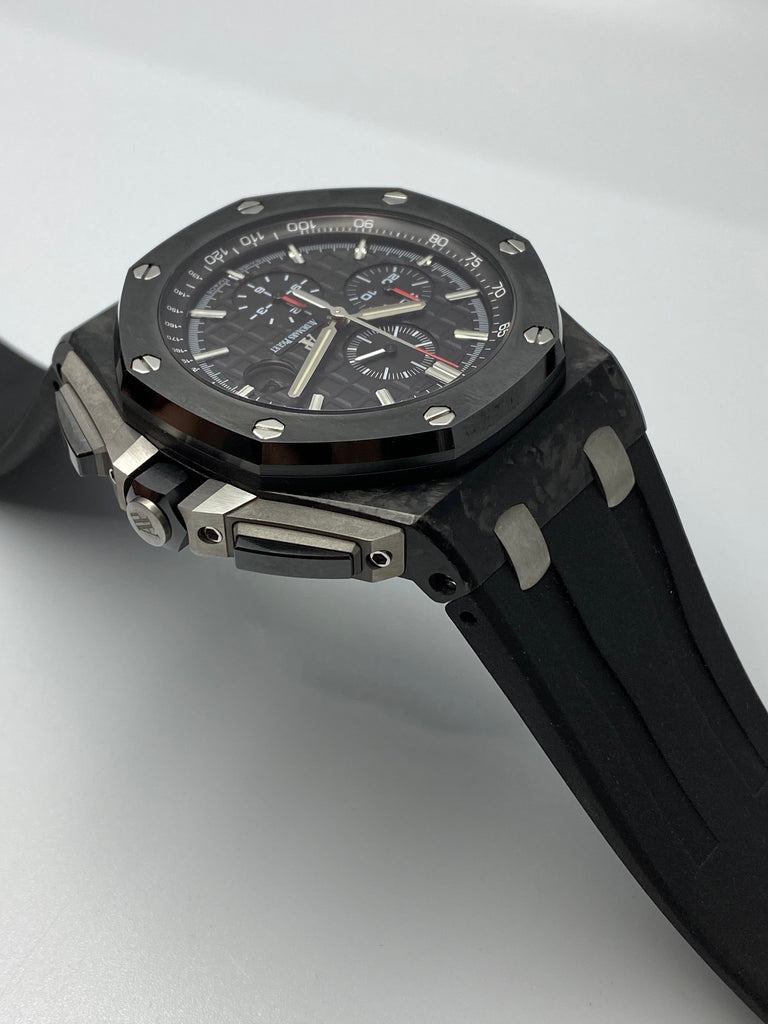 Audemars Piguet Royal Oak Offshore Chrono Carbon 44mm 2012 [Preowned]