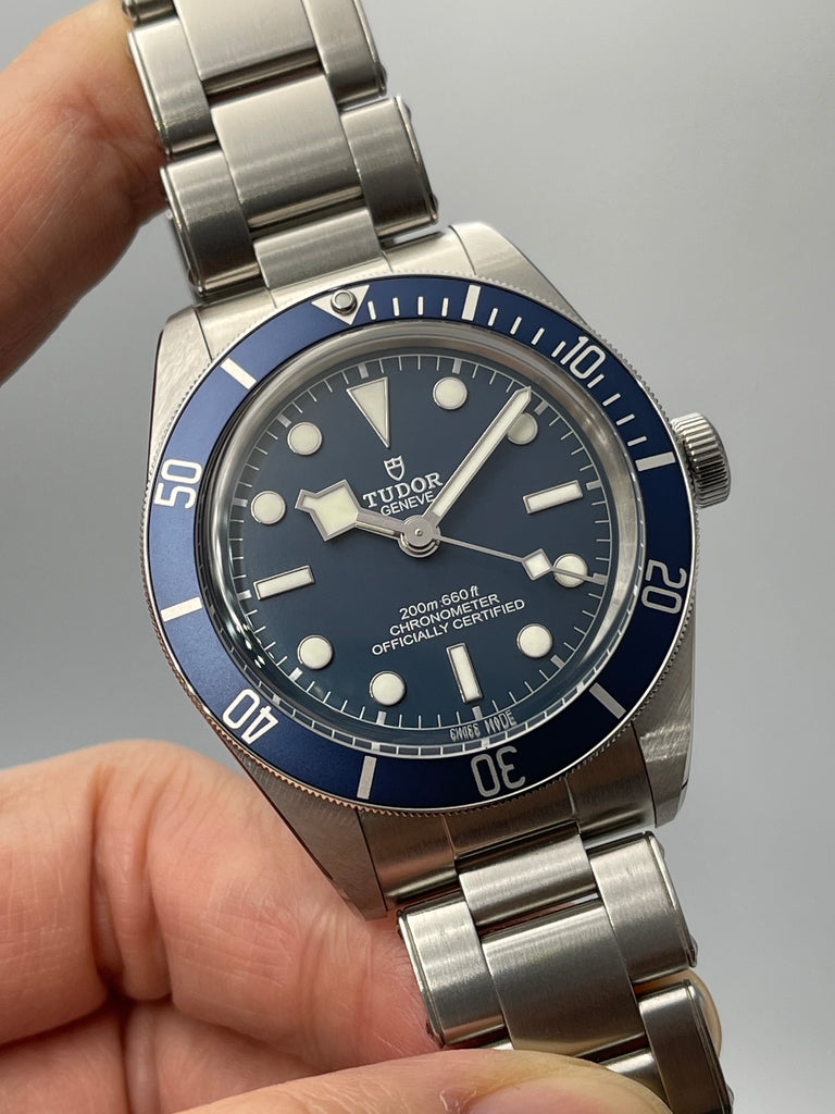 Tudor Black Bay 58 Blue - 39mm 79030B 2020 [Preowned]