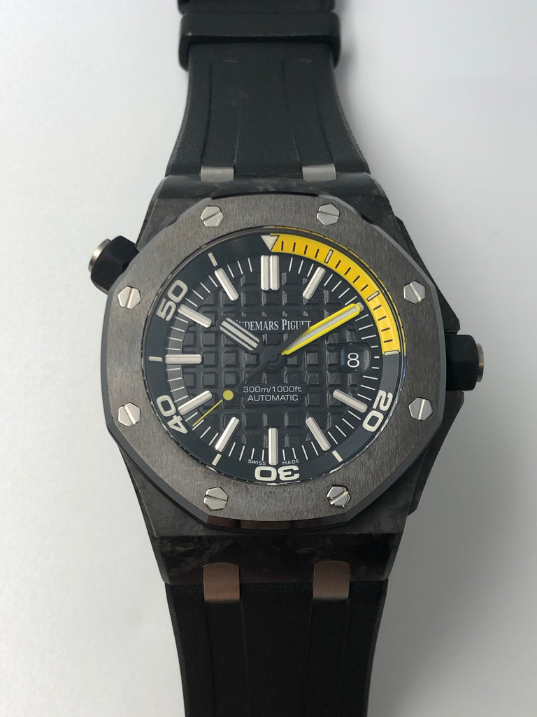 Audemars Piguet Royal Oak Offshore Diver Forged Carbon 42mm 2013 [Preowned]