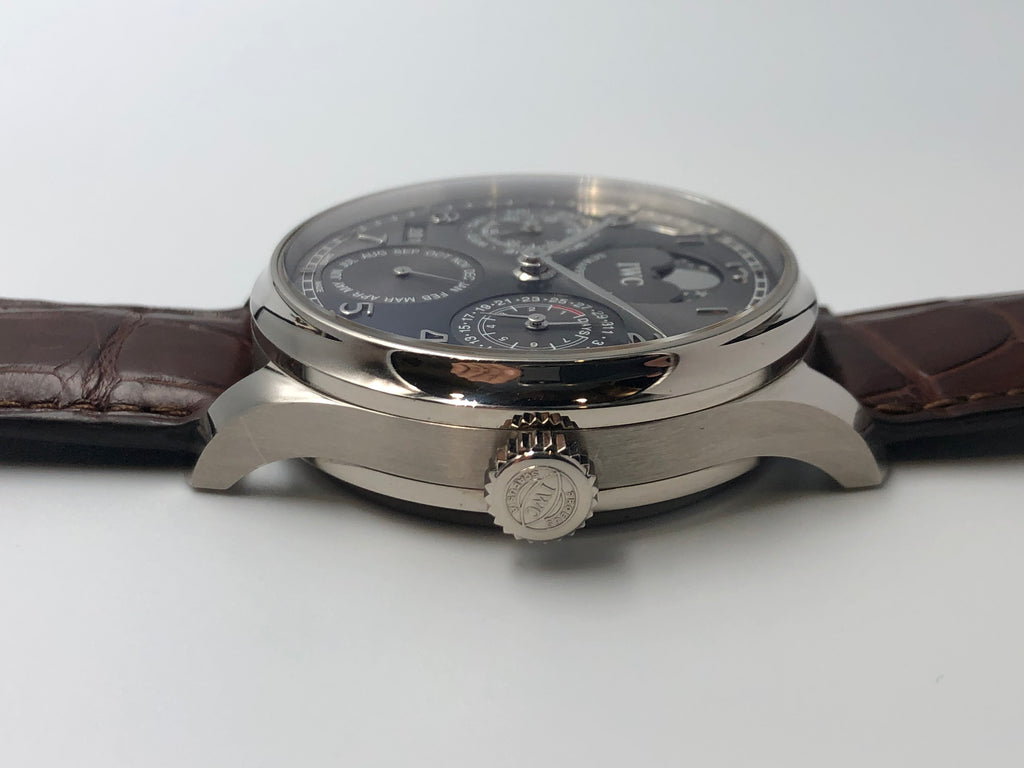 IWC Portuguese Perpetual Calendar 7 Days IW502307 2014 [Preowned]