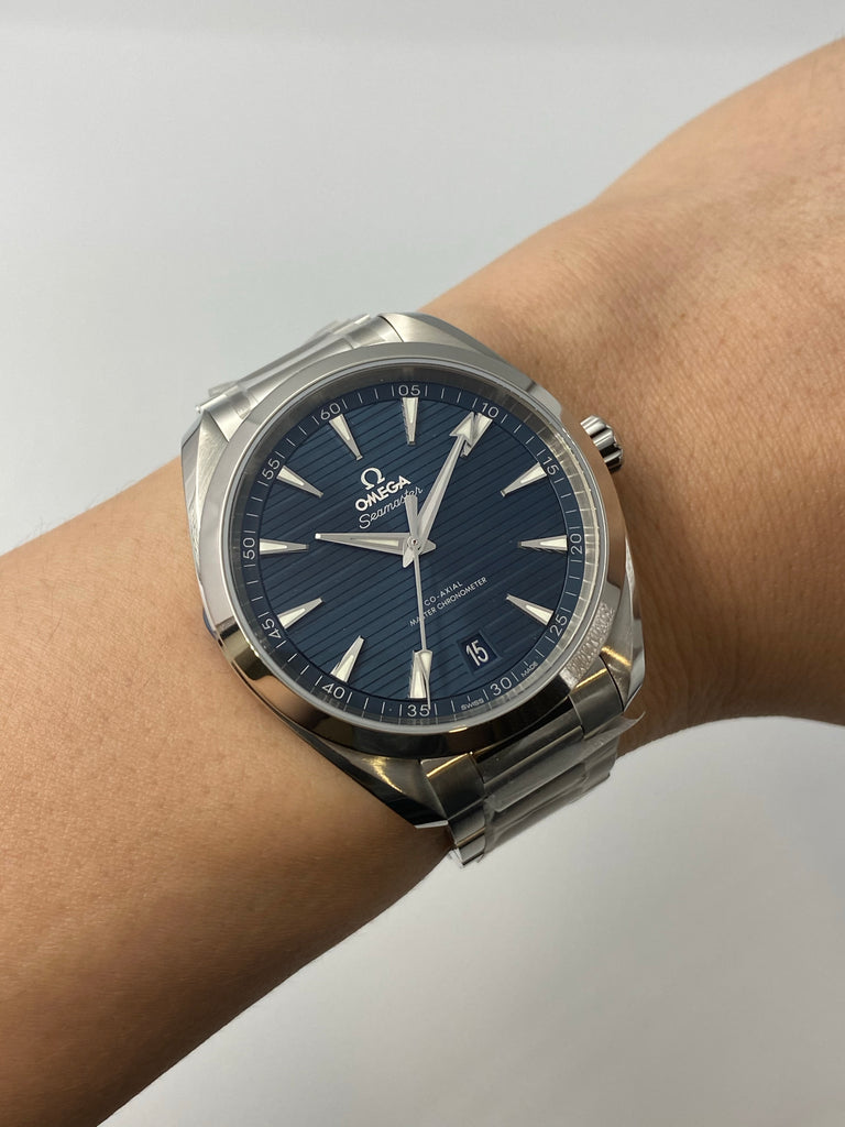 Omega Aqua Terra 150m Co-Axial 41mm 220.10.41.21.03.004