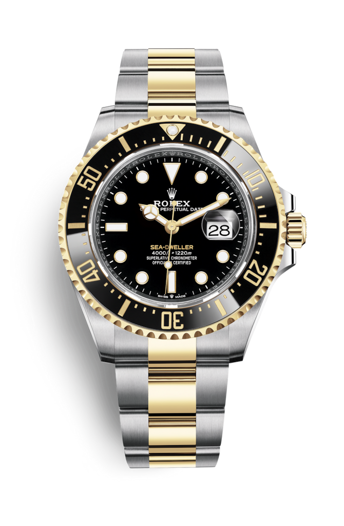 Rolex Sea-Dweller Steel Rolesor 126603