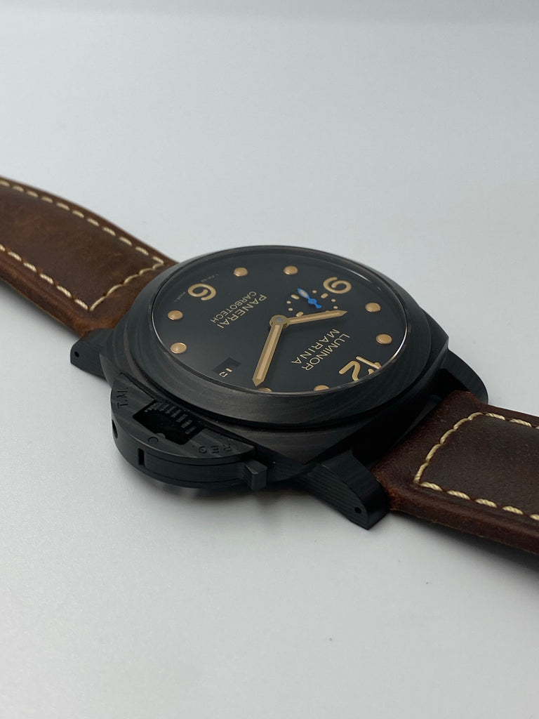 Panerai Luminor 1950 Carbotech PAM00661 2017 [Preowned]